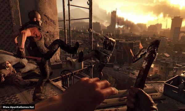 Dying Light: The Following Screenshot 2, Full Version, PC Game, Download Free