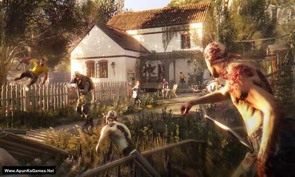Dying Light: The Following Screenshot 3, Full Version, PC Game, Download Free