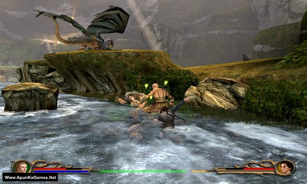 Eragon Screenshot 1, Full Version, PC Game, Download Free
