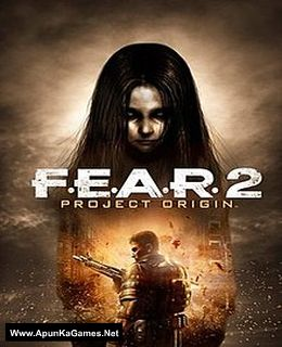 F.E.A.R. 2: Project Origin Cover, Poster, Full Version, PC Game, Download Free