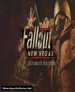 Fallout New Vegas Ultimate Edition Cover, Poster, Full Version, PC Game, Download Free