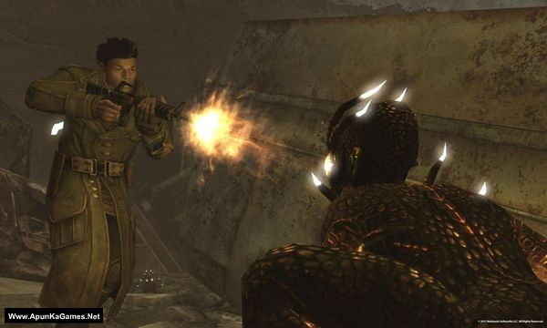 Fallout New Vegas Ultimate Edition Screenshot 3, Full Version, PC Game, Download Free