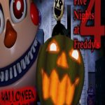Five Nights At Freddy's 4: Halloween Edition