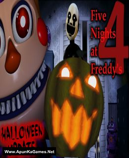 Five Nights At Freddy's 4: Halloween Edition Cover, Poster, Full Version, PC Game, Download Free