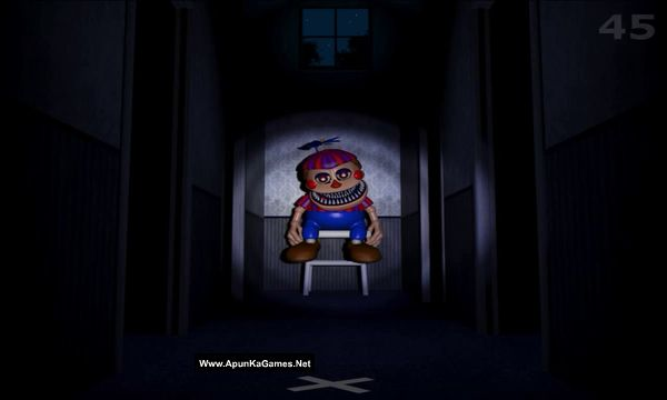 Five Nights At Freddy's 4: Halloween Edition Screenshot 1, Full Version, PC Game, Download Free