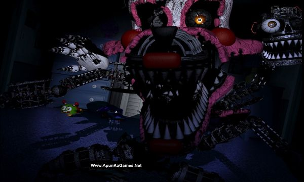 Five Nights At Freddy's 4: Halloween Edition Screenshot 3, Full Version, PC Game, Download Free