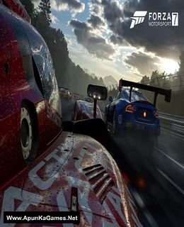 Forza Motorsport 7 Cover, Poster, Full Version, PC Game, Download Free