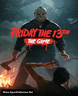 Friday the 13th: The Game Cover, Poster, Full Version, PC Game, Download Free