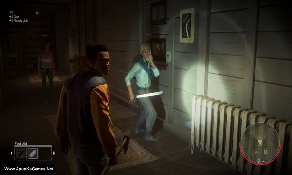 Friday the 13th: The Game Screenshot 1, Full Version, PC Game, Download Free