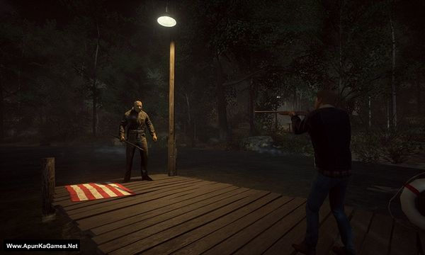 Friday the 13th: The Game Screenshot 2, Full Version, PC Game, Download Free