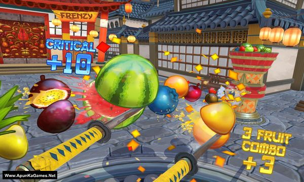 Fruit Ninja VR Screenshot 2, Full Version, PC Game, Download Free