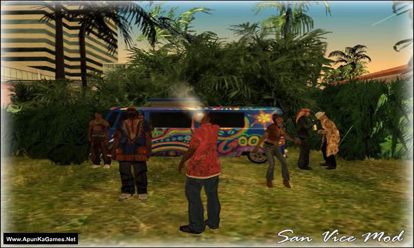 GTA San Vice Screenshot 3, Full Version, PC Game, Download Free