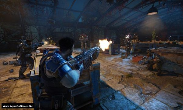 Gears of War 4 Screenshot 3, Full Version, PC Game, Download Free