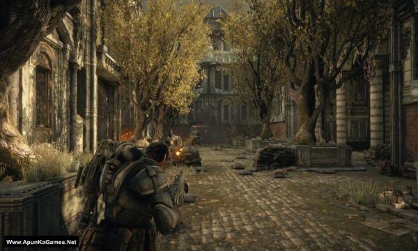 Gears of War Screenshot 1, Full Version, PC Game, Download Free