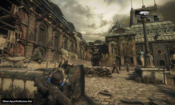 Gears of War Screenshot 2, Full Version, PC Game, Download Free