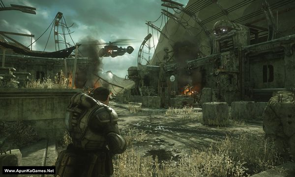 Gears of War Screenshot 3, Full Version, PC Game, Download Free