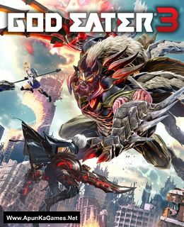 God Eater 3 Cover, Poster, Full Version, PC Game, Download Free