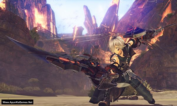 God Eater 3 Screenshot 1, Full Version, PC Game, Download Free