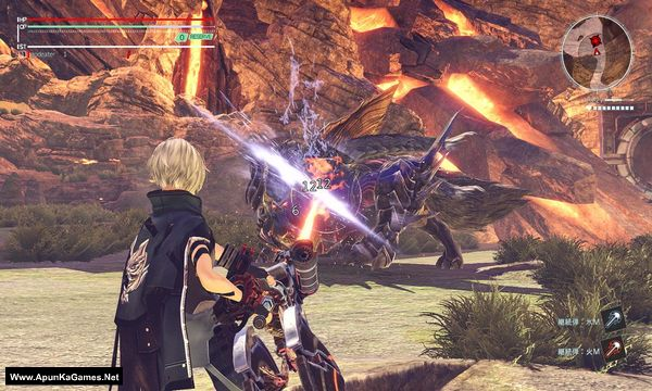 God Eater 3 Screenshot 2, Full Version, PC Game, Download Free