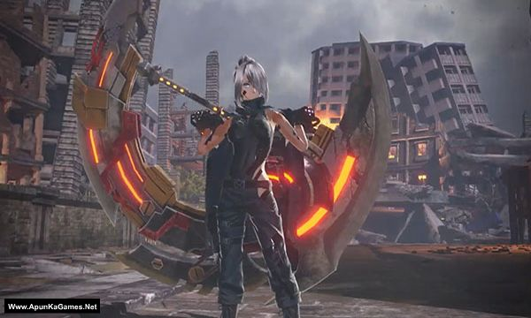 God Eater 3 Screenshot 3, Full Version, PC Game, Download Free