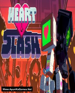 Heart&Slash Cover, Poster, Full Version, PC Game, Download Free