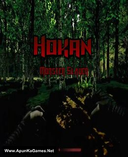 Hokan: Monster Slayer Cover, Poster, Full Version, PC Game, Download Free