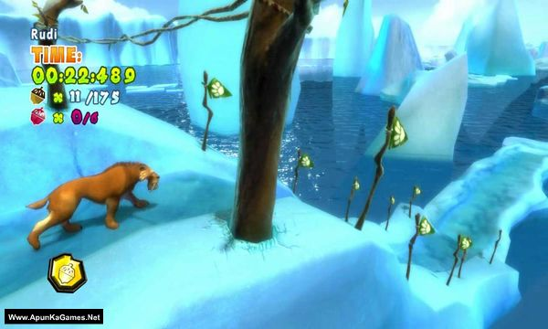 Ice Age: Continental Drift Screenshot 1, Full Version, PC Game, Download Free