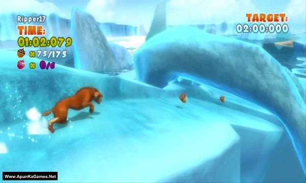 Ice Age: Continental Drift Screenshot 3, Full Version, PC Game, Download Free