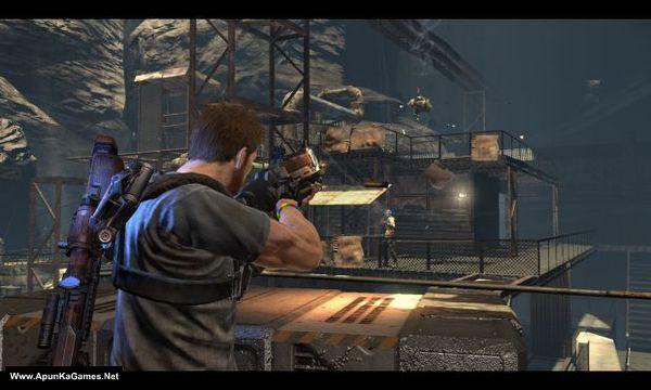 Inversion Screenshot 1, Full Version, PC Game, Download Free