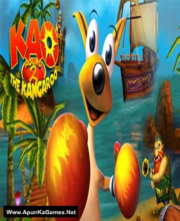 Kao the Kangaroo: Round 2 Cover, Poster, Full Version, PC Game, Download Free