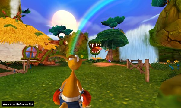 Kao the Kangaroo: Round 2 Screenshot 1, Full Version, PC Game, Download Free