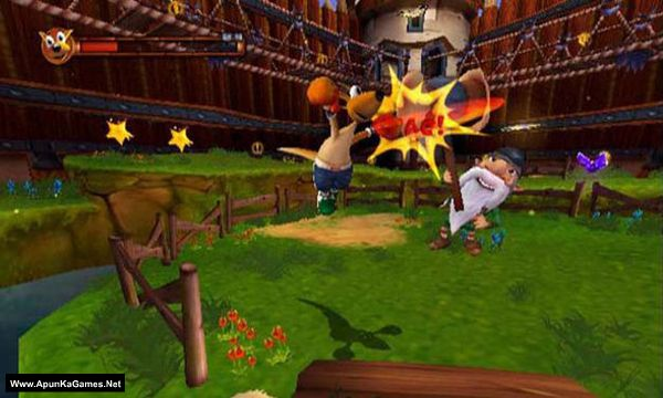 Kao the Kangaroo: Round 2 Screenshot 3, Full Version, PC Game, Download Free