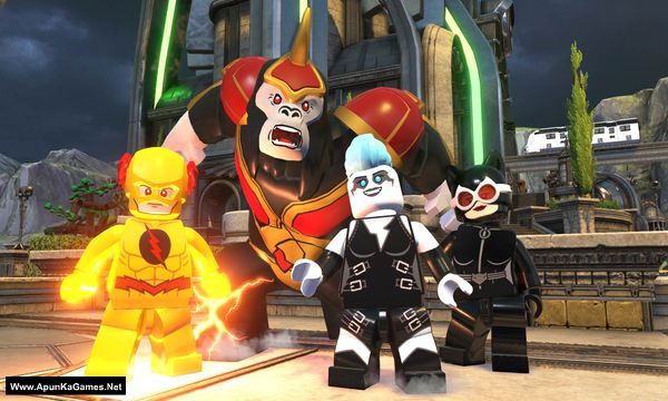 Lego DC Super-Villains Screenshot 2, Full Version, PC Game, Download Free