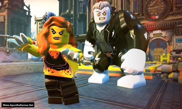 Lego DC Super-Villains Screenshot 3, Full Version, PC Game, Download Free