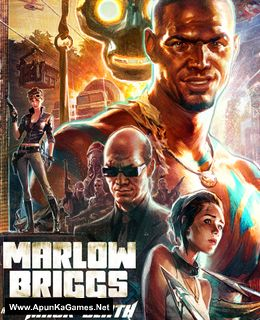 Marlow Briggs and the Mask of Death Cover, Poster, Full Version, PC Game, Download Free