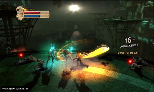 Marlow Briggs and the Mask of Death Screenshot 1, Full Version, PC Game, Download Free