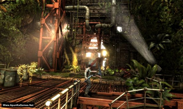 Marlow Briggs and the Mask of Death Screenshot 3, Full Version, PC Game, Download Free