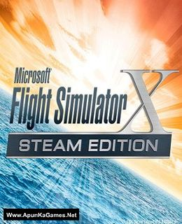 Microsoft Flight Simulator X: Steam Edition Cover, Poster, Full Version, PC Game, Download Free