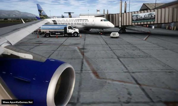 Microsoft Flight Simulator X: Steam Edition Screenshot 2, Full Version, PC Game, Download Free