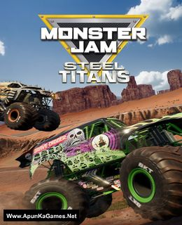 Monster Jam Steel Titans Cover, Poster, Full Version, PC Game, Download Free