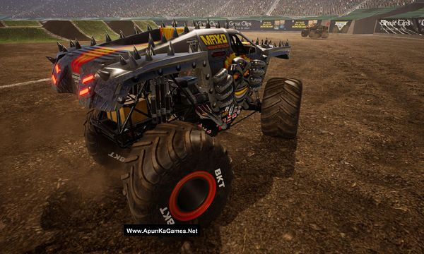 Monster Jam Steel Titans Screenshot 3, Full Version, PC Game, Download Free