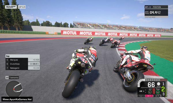 MotoGP 19 Screenshot 1, Full Version, PC Game, Download Free