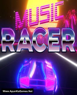 Music Racer Cover, Poster, Full Version, PC Game, Download Free