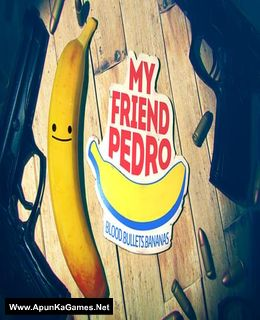 My Friend Pedro Cover, Poster, Full Version, PC Game, Download Free