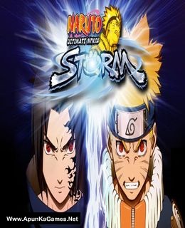 Naruto: Ultimate Ninja Storm Cover, Poster, Full Version, PC Game, Download Free