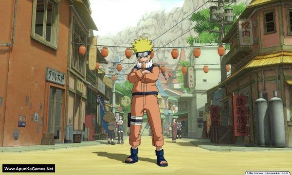 Naruto: Ultimate Ninja Storm Screenshot 2, Full Version, PC Game, Download Free