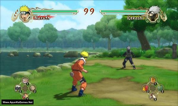Naruto: Ultimate Ninja Storm Screenshot 3, Full Version, PC Game, Download Free