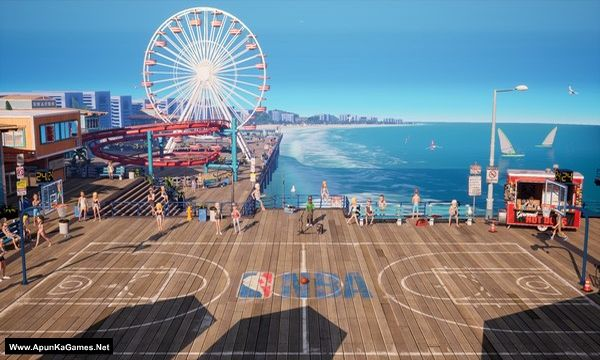 NBA 2K Playgrounds 2 Screenshot 3, Full Version, PC Game, Download Free