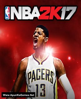 NBA 2K17 Cover, Poster, Full Version, PC Game, Download Free