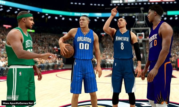 NBA 2K17 Screenshot 3, Full Version, PC Game, Download Free
